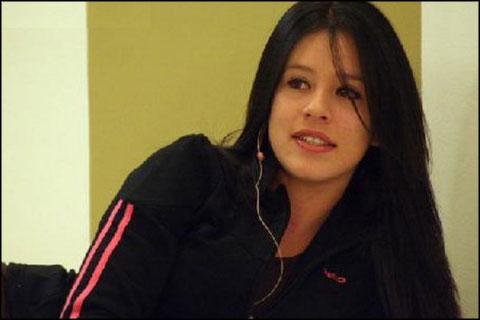 Angie Alvarado Pelotón