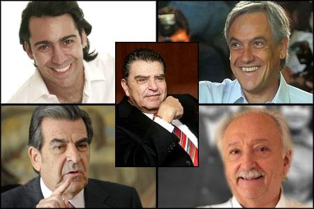 Las Cuatro Caras de La Moneda Canal 13 Don Francisco