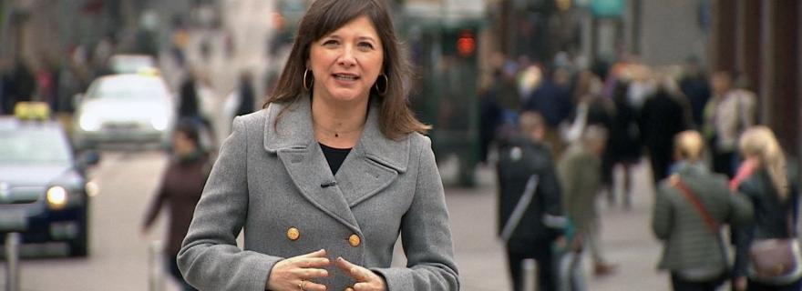Mónica Pérez rompió el silencio tras su renuncia a TVN a pocos minutos de partir a Londres
