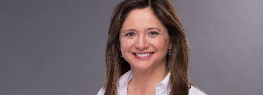 Mónica Pérez reapareció en TV tras su polémica salida de TVN y lo hizo desde Canal 13