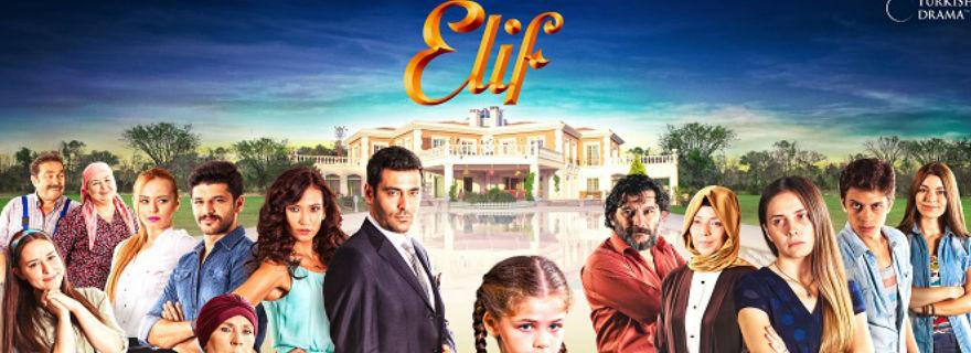 """Éxito de """"Elif"""" empuja la sintonía de la tarde en TVN"""