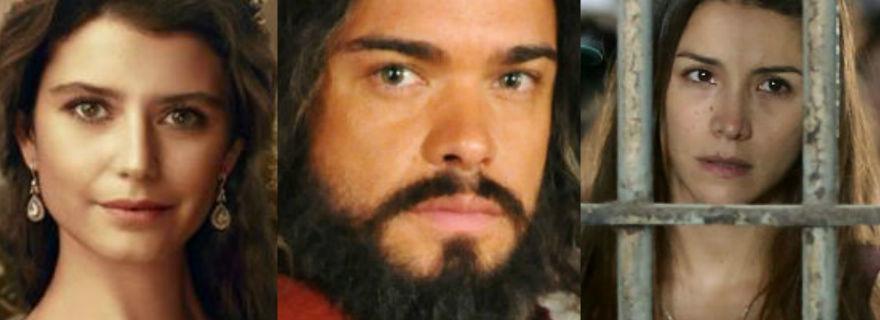 """La difícil batalla de """"Josué"""" con Canal 13: vence a """"Preciosas"""", pero no lo logra con """"Kosem"""""""