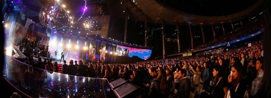 ¿Cuál fue el Festival de Viña del Mar con mayor y peor sintonía en la era de Chilevisión?