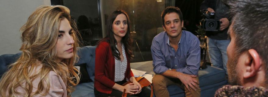 Nueva teleserie diurna de Mega ya tiene nombre y comenzó sus grabaciones