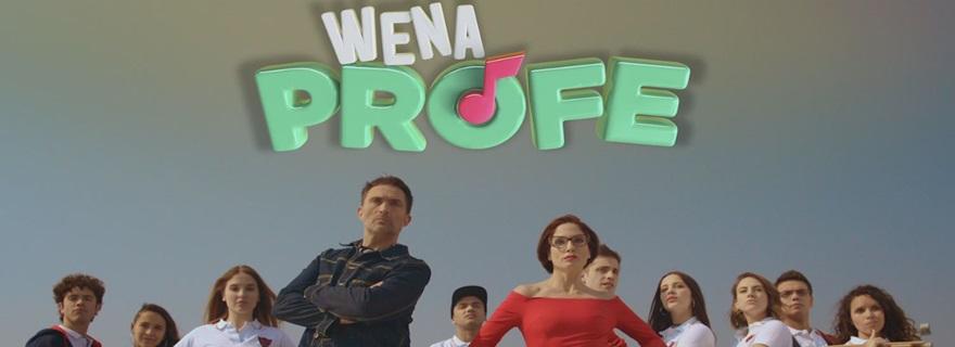 """""""Wena Profe"""" se suma este lunes a la carrera vespertina de las teleseries nacionales"""