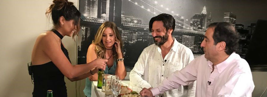 """""""La Divina Comida"""" se convirtió en el programa más visto del sábado"""