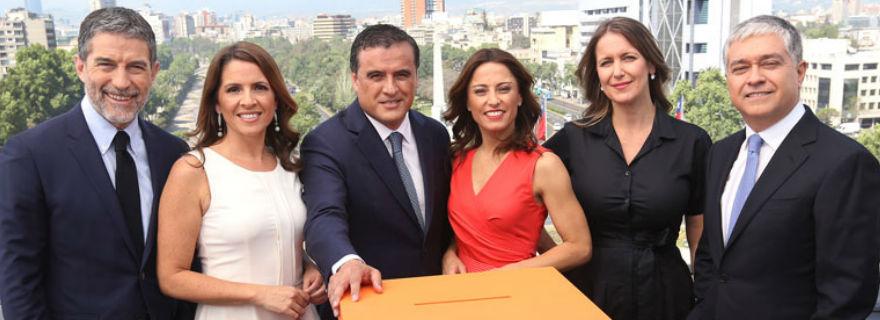 La innovadora transmisión que tendrá Canal 13 para la segunda vuelta presidencial