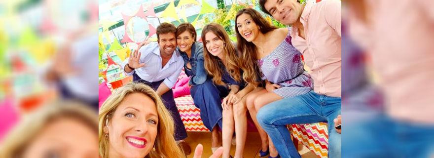 """Ex integrante de """"La Jueza"""" reapareció en TVN de la mano del """"Muy Buenos Días"""""""