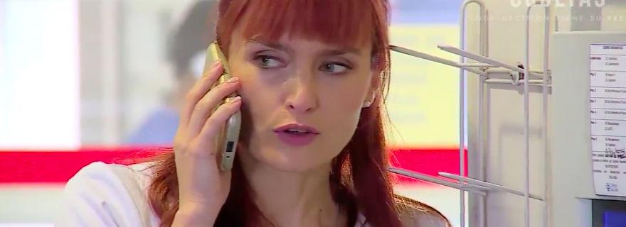 """Begoña Basauri regresó a las teleseries de la mano de """"Verdades Ocultas"""""""