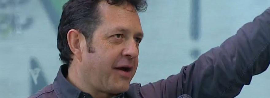 """Las primeras declaraciones de Daniel Sagües tras su llegada al """"Bienvenidos"""" y a Canal 13"""