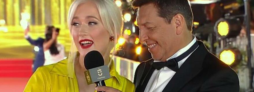 Lluvia de críticas a Julio César Rodríguez por mirar más de la cuenta en la Gala de Viña 2018