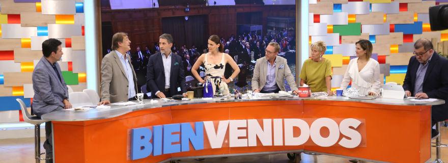 """Ex actriz de TVN podría sumarse como panelista al """"Bienvenidos"""""""