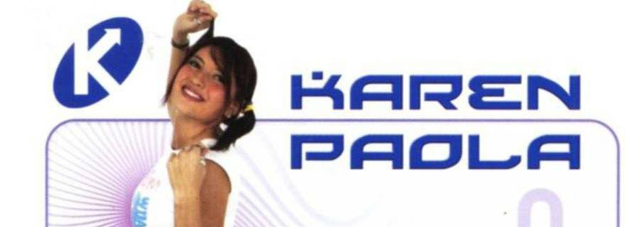 El error ortográfico en el disco de Karen Paola que reflotó a 15 años de su lanzamiento