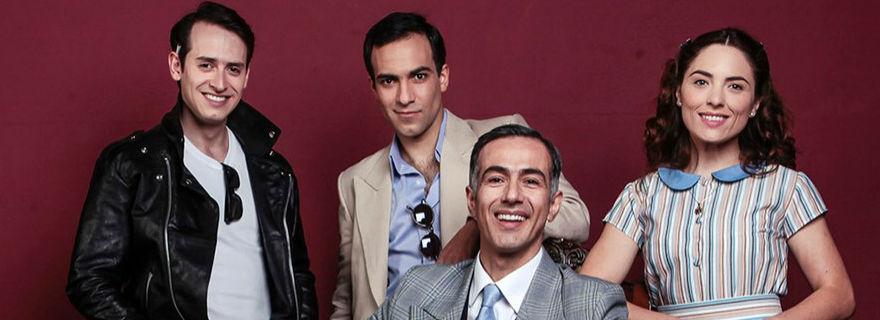 """Actor de """"Perdona Nuestros Pecados"""" se sumó a la nueva nocturna de Canal 13, """"Río Oscuro"""""""