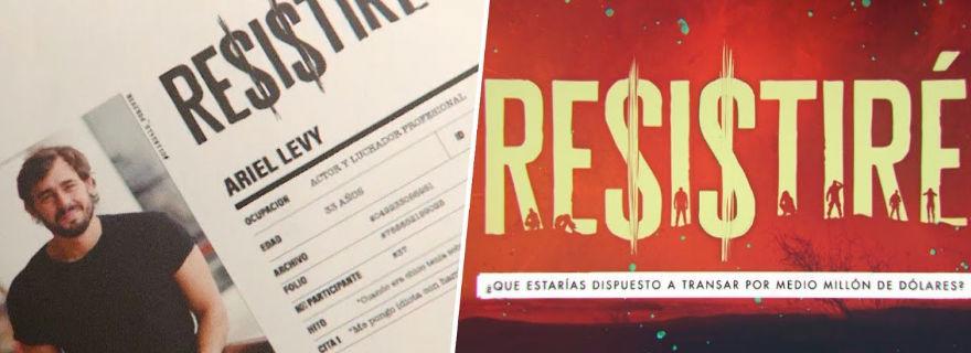 """""""Resistiré"""" tiene una nueva participante y llegará a remecer a Ariel Levy"""
