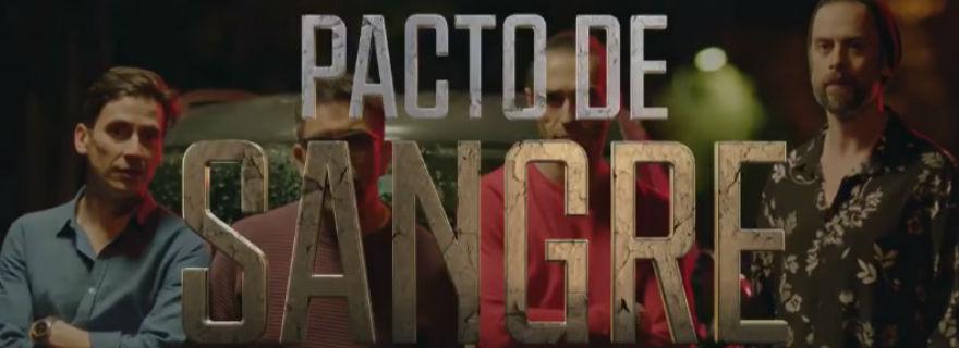 """Canal 13 confirma fecha para el esperado último capítulo de """"Pacto de Sangre"""""""