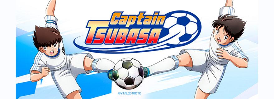 """¡Regresa a las pantallas!: """"Capitán Tsubasa"""", la leyenda de """"Los Súper campeones"""""""