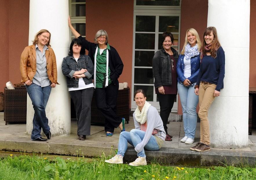Mitarbeiter, Gruppenbild