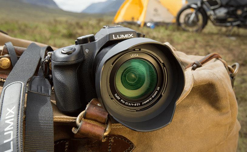 Nuove fotocamere Panasonic 4K