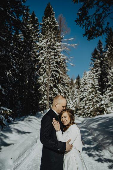 Tatry-Słowacja-Zima-Sesja-Ślubna-08