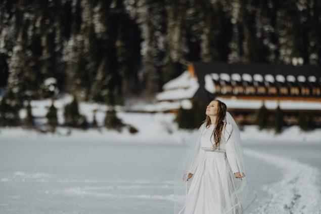 Tatry-Słowacja-Zima-Sesja-Ślubna-49