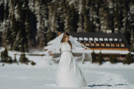 Tatry-Słowacja-Zima-Sesja-Ślubna-51