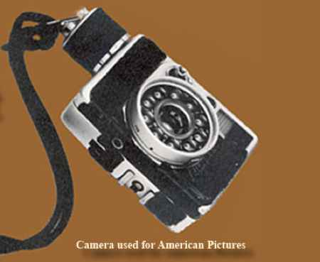 Jacob Holdt's camera © Jacob Holdt 1997