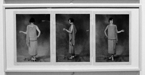 Registration Photographs of Clothing from 1920s
