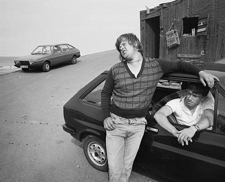 Bever, Skinningrove 1981 © Chris Killip