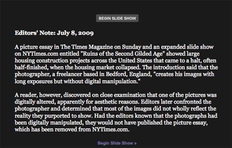 NYT Edgar Martins note