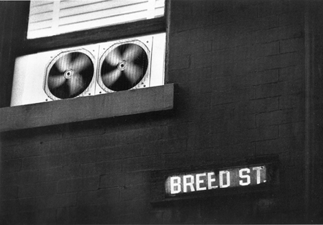 Breed Street, W. Eugene Smith, 1956