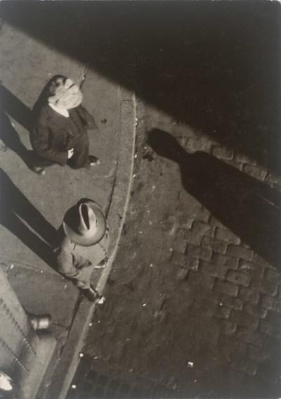 Walker Evans, Street Scene New York 1928