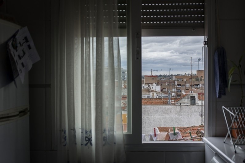 Evictions in Spain were up by 16.7% at the end of 2012, averaging more than 200 per day.
