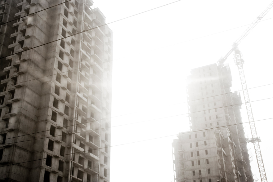 Beijing, New construction buildings