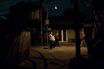 Beijing, hutong.