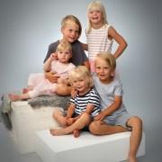 lapsikuvaus 6 lasta