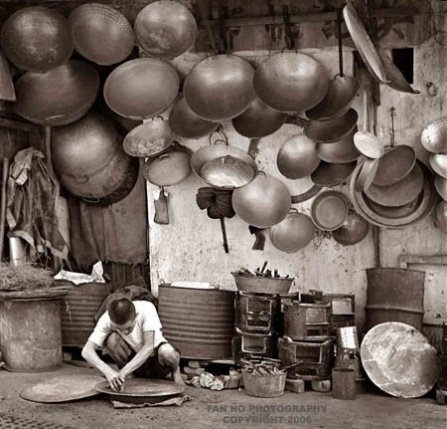 Ho Fan (何藩, Hong Kong, b. 1937)