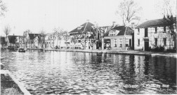 Huis De Boe . Bouthoorn en Graanmalerij.
