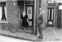 Echtpaar Gijs de Boer.