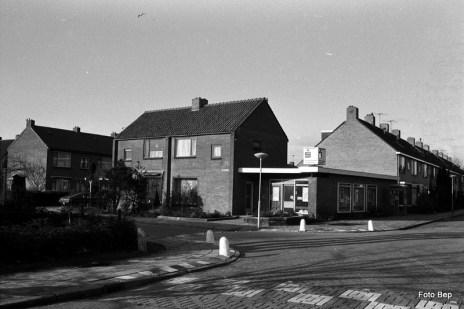 SPAR winkel A Bregman Hoek van Woudenweg Bateweg.