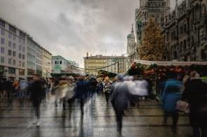 Weihnachtsmarkt - Sascha