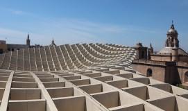 Dach in Sevilla - Michael Schönwälder