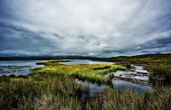 Rannoch Moor (Schottland)