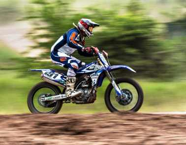 Friedrich Weigel - Motocross