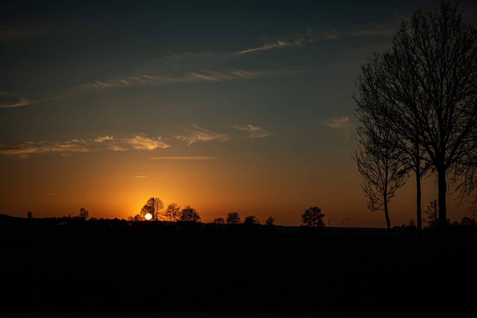 BdM März - Sonnenuntergang - von Andrea Seiss