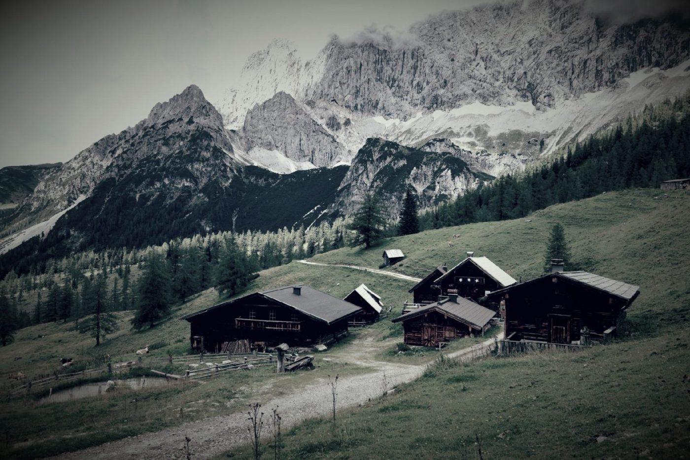 Neustadtalm - von Volker Birmann