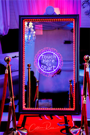 Rent A Magic Mirror Photo Booth For Your Event Tampa Area