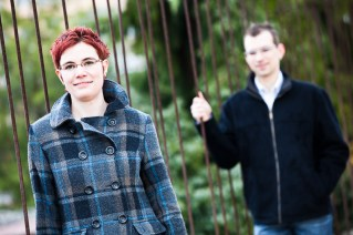 Engagement Shooting im Scharnhauser Park