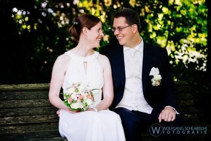 Hochzeitsporträt in Esslingen