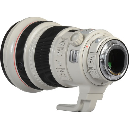 Canon Ef 200Mm F2L Is Usm Lens 12